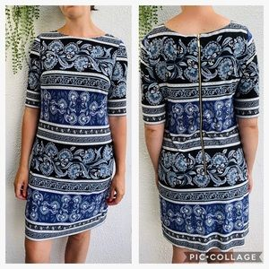 Eliza J Soft & Stylish Shift Dress